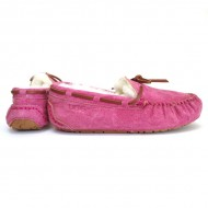 Moccasins-Pink-Side