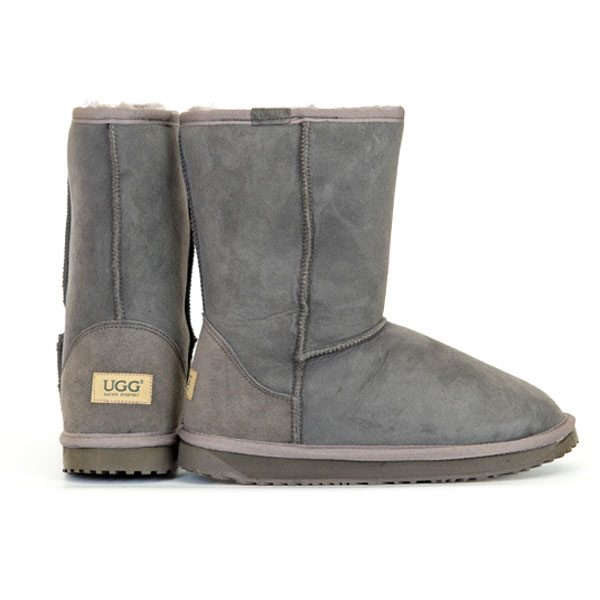 Classic-Short-UGG-Boot-Grey
