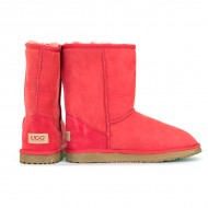 Classic-Short-UGG-Boot-Red-