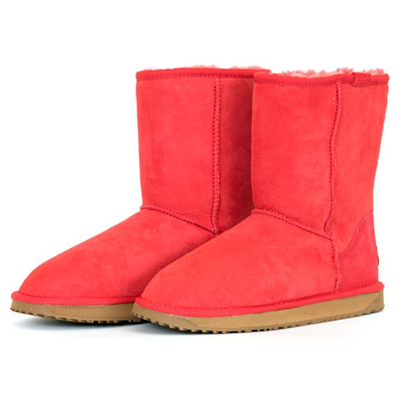 Classic-Short-UGG-Red-Front