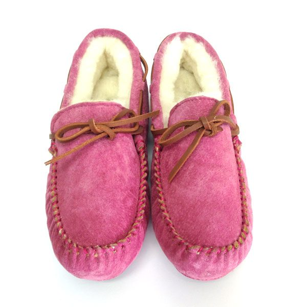 Moccasins-Pink-Front