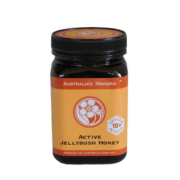 Jellybush-Honey-10+-500g