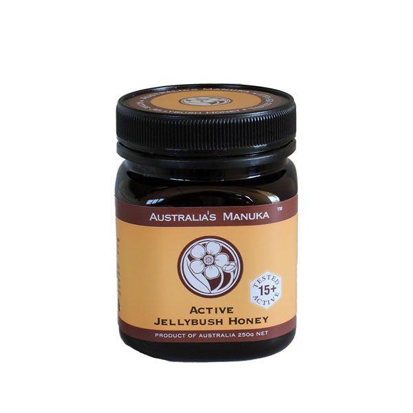 Jellybush-Honey-15+-250g