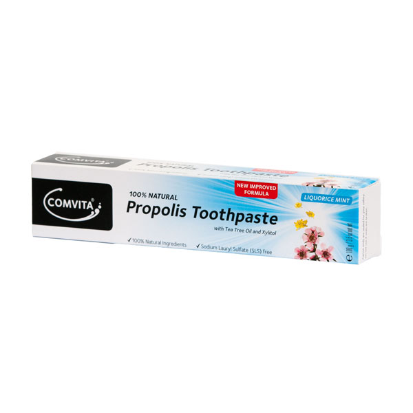 Comvita-Toothpaste