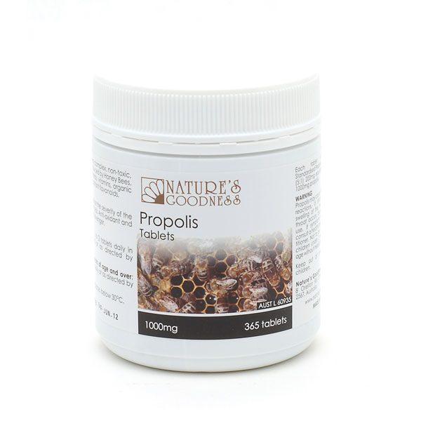 Propolis-Tablet