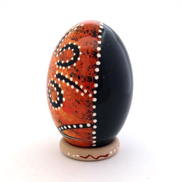 Emu-Egg-Orange-Left
