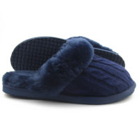 BETTY SLIPPER NAVY 4