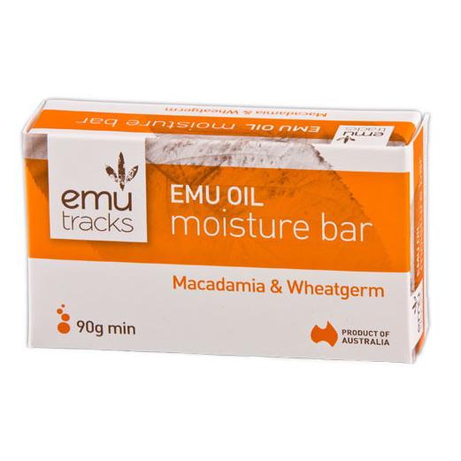 Macadamia & Wheatgerm Soap